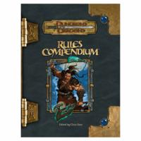 D&D 3.5: RULES COMPENDIUM (Used)