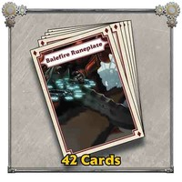 (Pre-Order) IRON KINGDOMS WARJACK/MECHANIKA REF CARDS (5E)