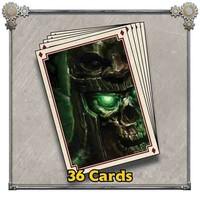 (Pre-Order) IRON KINGDOMS WITCHFIRE NPC & MONSTER CARDS (5E)