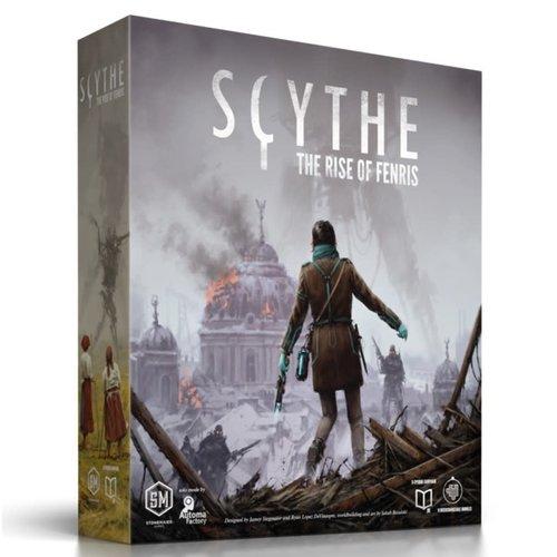 Stonemaier Games SCYTHE: THE RISE OF FENRIS