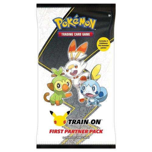 Pokemon USA POKEMON: FIRST PARTNER PACK - GALAR