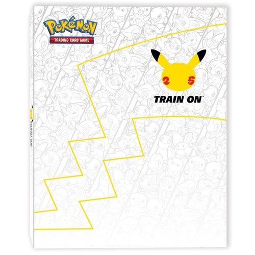 Pokemon USA BINDER: POKEMON: FIRST PARTNER COLLECTOR