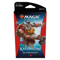 MTG: KALDHEIM - RED THEME BOOSTER