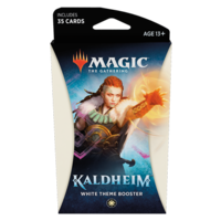 MTG: KALDHEIM - WHITE THEME BOOSTER