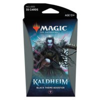 MTG: KALDHEIM - BLACK THEME BOOSTER