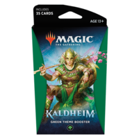 MTG: KALDHEIM - GREEN THEME BOOSTER