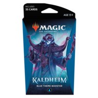 MTG: KALDHEIM - BLUE THEME BOOSTER