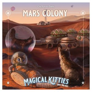 Atlas Games MAGICAL KITTIES SAVE THE DAY: MARS COLONY