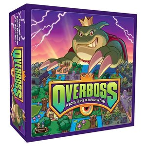 Brotherwise Games OVERBOSS: A BOSSMONSTER ADVENTURE