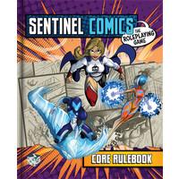 SENTINEL COMICS RPG: CORE RULEBOOK