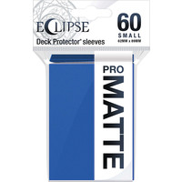 DECK PROTECTOR: ECLIPSE MATTE SMALL - PACIFIC BLUE (60)