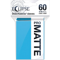 DECK PROTECTOR: ECLIPSE MATTE SMALL - SKY  BLUE (60)