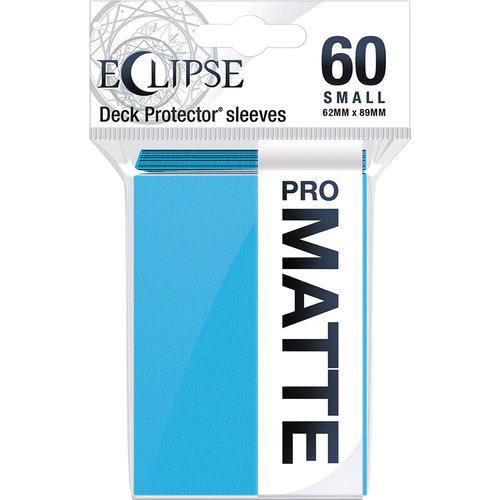 Ultra Pro International DECK PROTECTOR: ECLIPSE MATTE SMALL - SKY  BLUE (60)