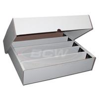 CARDBOARD BOX: 5000 COUNT