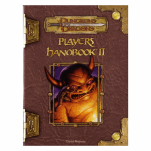 Wizards of the Coast D&D 3.5: PLAYER'S HANDBOOK II (Used)