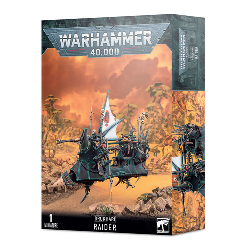 Games Workshop DRUKHARI RAIDER