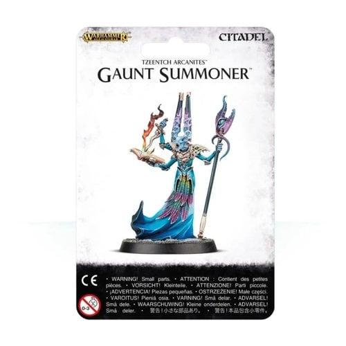 Games Workshop DISCIPLES OF TZEENTCH GAUNT SUMMONER