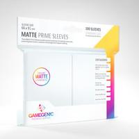 DECK PROTECTOR: MATTE PRIME - WHITE (100)