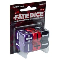 FATE CORE: DICE VAMPIRE (12)