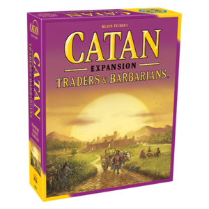 Catan Studios CATAN: TRADERS & BARBARIANS