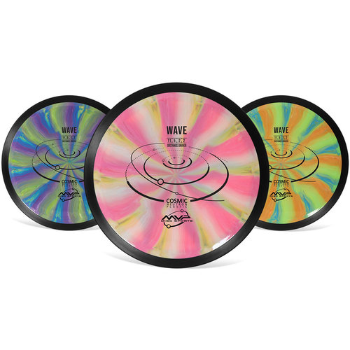 MVP Disc Sports WAVE COSMIC NEUTRON 165g-169g