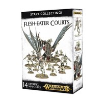 START COLLECTING: FLESH-EATER COURT