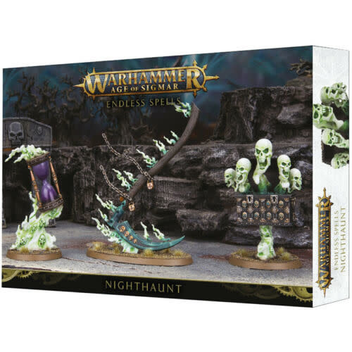 Games Workshop ENDLESS SPELLS NIGHTHAUNTS