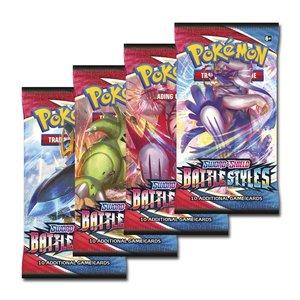 Pokemon USA POKEMON: SWORD & SHIELD 5: BATTLE STYLES - BOOSTER