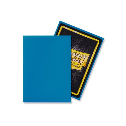 Arcane Tinmen DECK PROTECTOR: DRAGON SHIELD: MATTE SKY BLUE (100)