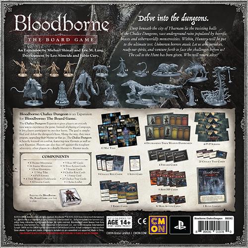CMON BLOODBORNE: CHALICE DUNGEON