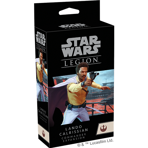 Fantasy Flight Games STAR WARS: LEGION - LANDO CALRISSIAN