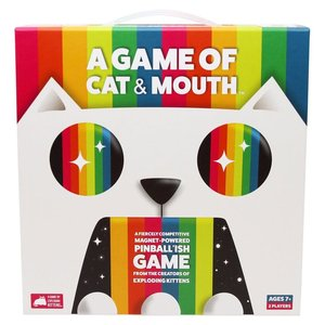 Exploding Kittens Inc. A GAME OF CAT AND MOUTH