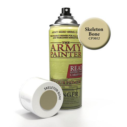 The Army Painter COLOR PRIMER: SKELETON BONE