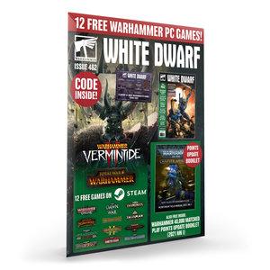 Games Workshop WHITE DWARF 462