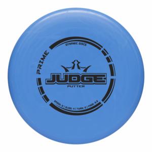 Dynamic Discs JUDGE PRIME 173g-176g