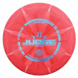 Dynamic Discs JUDGE PRIME BURST 173g-176g