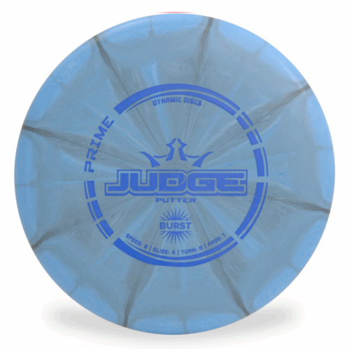 Dynamic Discs JUDGE PRIME BURST 173g-176g PUTTER GOLF DISC