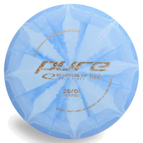 Latitude 64 PURE ZERO HARD BURST 173g-176g PUTTER GOLF DISC