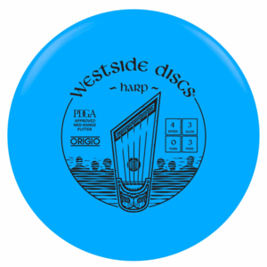 Westside Discs HARP ORIGIO 173g-176g