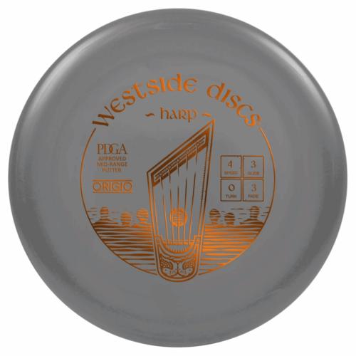 Westside Discs HARP ORIGIO 173g-176g PUTTER GOLF DISC
