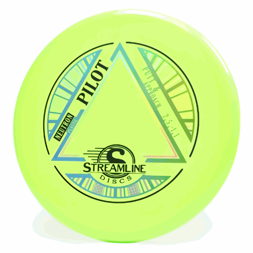 Streamline Discs PILOT NEUTRON 170g-175g PUTT & APPROACH GOLF DISC