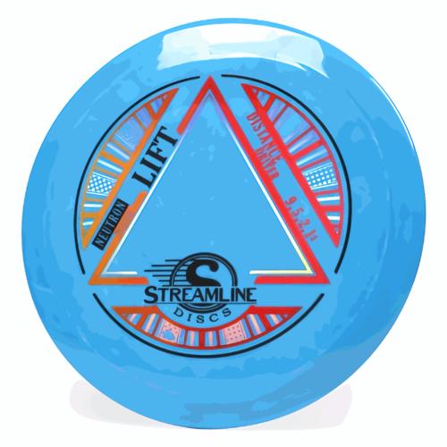 Streamline Discs LIFT NEUTRON 165g-169g DISTANCE DRIVER GOLF DISC