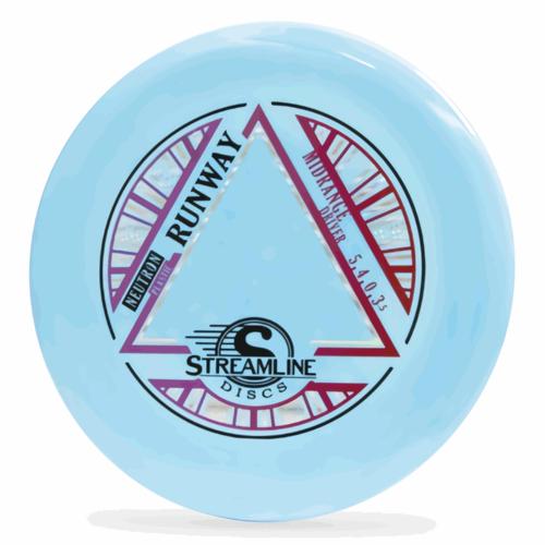 Streamline Discs RUNWAY NEUTRON 165g-169g MIDRANGE GOLF DISC