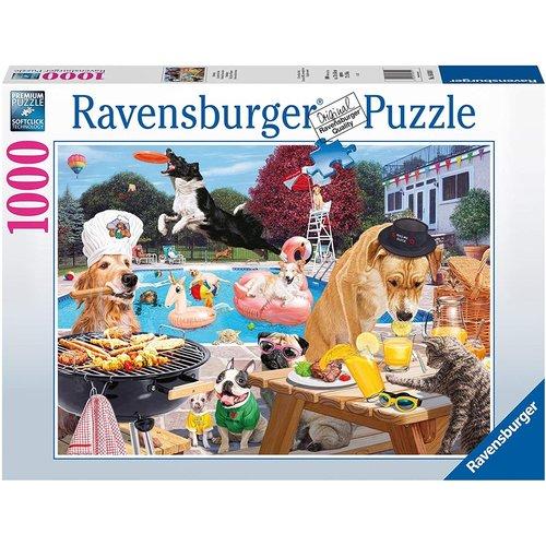 Ravensburger RV1000 DOG DAYS OF SUMMER