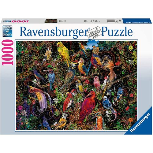 Ravensburger RV1000 BIRDS OF ART