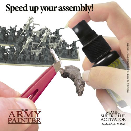 The Army Painter MAGIC SUPER GLUE ACTIVATOR (20 ml)