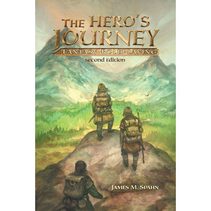 GALLANT KNIGHT GAMES THE HEROE'S JOURNEY: SECOND EDITION