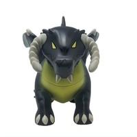 D&D FIGURE: BLACK DRAGON