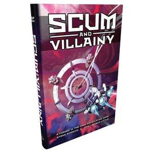 Evil Hat Productions SCUM & VILLAINY RPG
