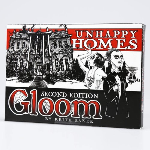 Atlas Games GLOOM: UNHAPPY HOMES